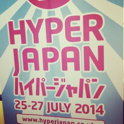 HyperJapan in London.の画像