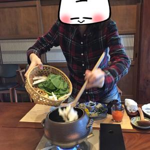 【旅館・里山十帖05】おめざめ野菜と天然記念物に出会う。の画像