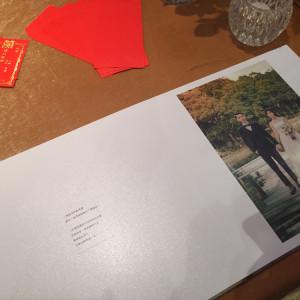 ときめき台湾【アジア式結婚式】の画像