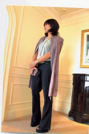 2012年9月/クラシカルで正統派なファッションが気分