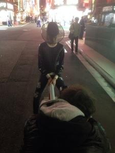 Iheartokyo Shinjuku shootingの画像