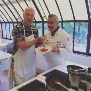 CHEF FOR A DAY: Cooking Classes at the Villa San Micheleの画像