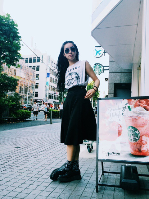 7/16 OUTFIT OF THE DAYの画像