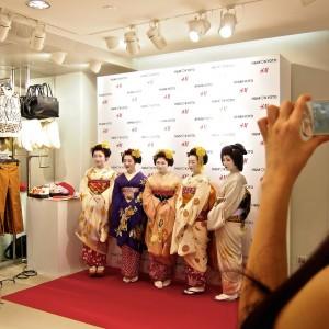 #Reception #H&M #Kyotoの画像