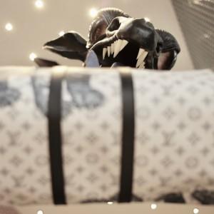 Louis Vuitton x Chapman Brothers Digital Installation _ #Works #NakayamaN. #NKYMN #dre55ing #5cream1ouderの画像