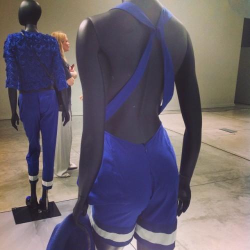 Emporio Armani ファッションエディターのコレクション日記_4
