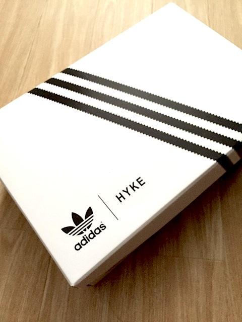 adidas + hyke box