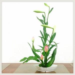 生け花の画像