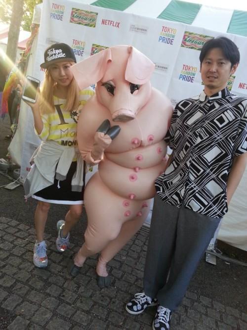 TOKYO RAINBOW PRIDE 2016 レポートの画像