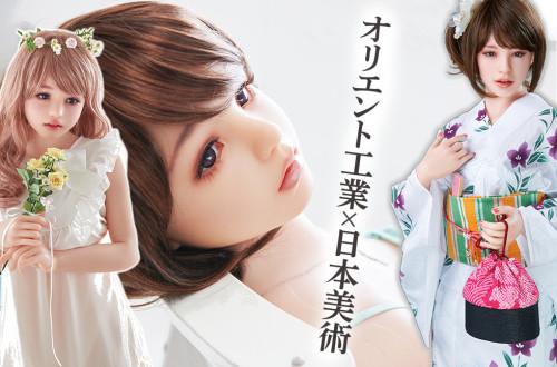 人造乙女美術館 オリエント工業×日本美術@Vanilla画廊の画像