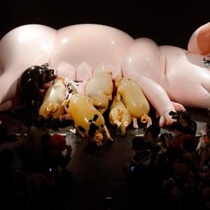 10月個展「Pigpen」のお知らせ@森ビルAD Galleryの画像