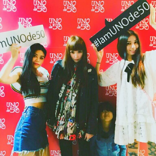 UNOde50 Opning Party♡の画像