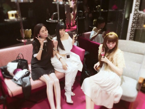 Christian Louboutin Party♡の画像