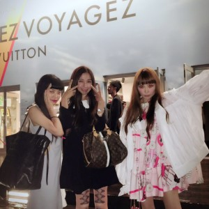 LOUIS VUITTON×iD Party♡後編の画像