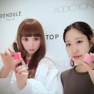 ADDICTION×VIA BUS STOP Party♡の画像