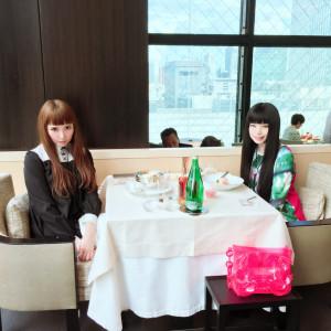 BEIGE ALAIN DUCASSE TOKYO♡CHANELの画像