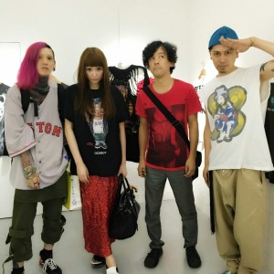 CustoMized Tee Shop♡Presented by excube@mograg galleryの画像