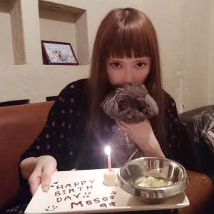 HAPPY BIRTHDAY MESO♡の画像