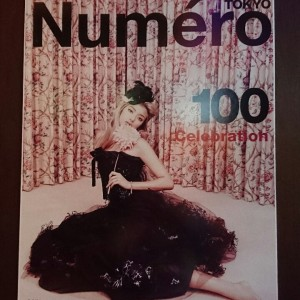 Numéro TOKYO 100号記念Party♡の画像