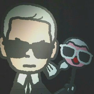 LIMITED EDITION by KARL LAGERFELD Party♡の画像
