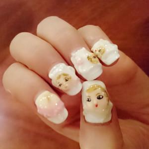 New nail ART♡の画像