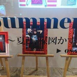 新宿伊勢丹TOKYO解放区トークショーイベント♡の画像