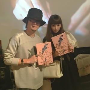 JIROさん出版記念パーティー♡の画像