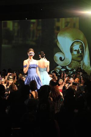 """ヴァン クリーフ&アーペルのマスカレード パーティ """"Bal de Tokyo"""""""