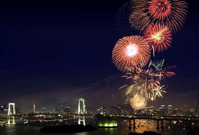 ホテル日航東京の「第24回東京湾華火大会プラン」が受付開始
