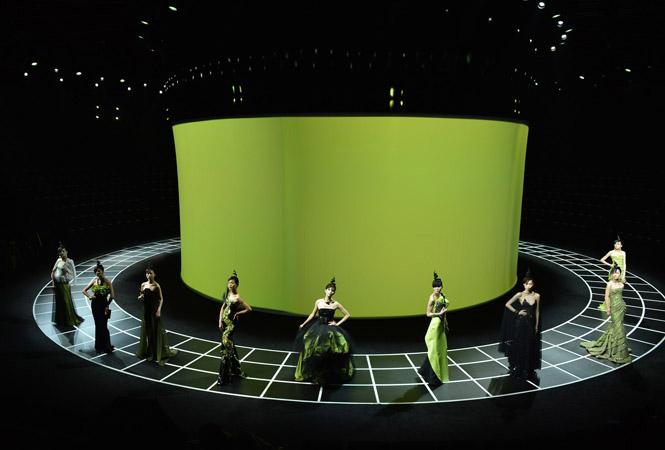 ジョルジオ アルマーニが北京で開催した「ONE NIGHT ONLY IN BEIJING」