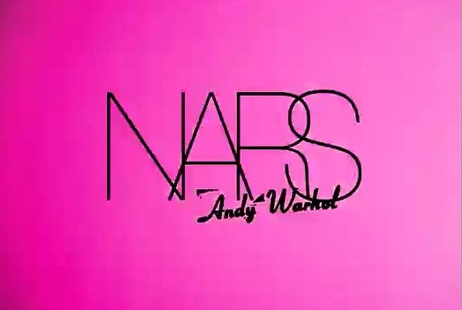 NARSの2012年ホリデーコレクションは、Andy Warholとのコラボレーション!
