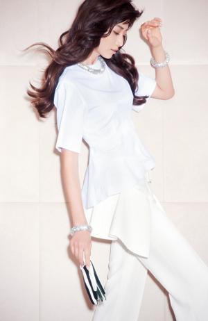 アジアンビューティの体現者。 羨望の女、ヨンアの魅力