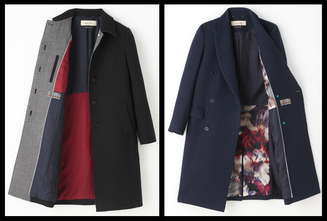 お気に入りの一着をセミオーダーできる、ポール・スミスの『カスタマイズド コート』が期間限定で発売