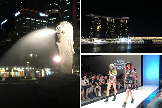 アジアファッションの要となる!? 進化する都市、シンガポール