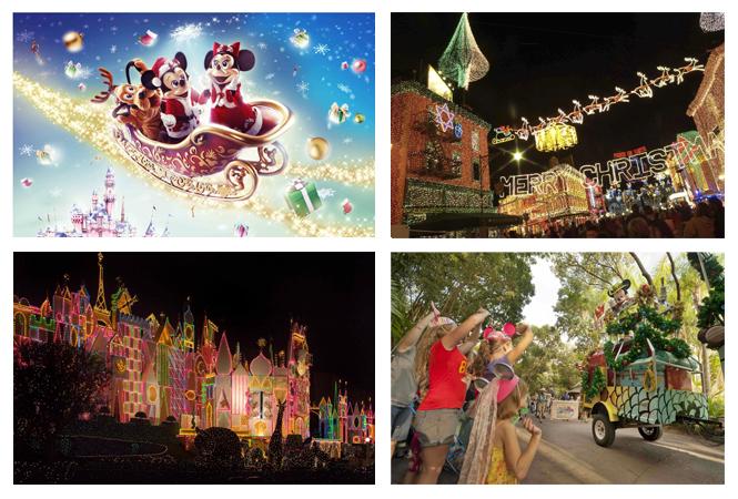 Walt Disney World Resort フロリダ、クリスマスイベントがスタート!