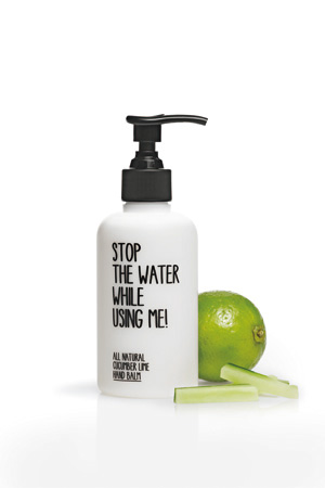 「STOP THE WATER WHILE USING ME!」世界初オンリーショップがラフォーレ原宿にOPEN