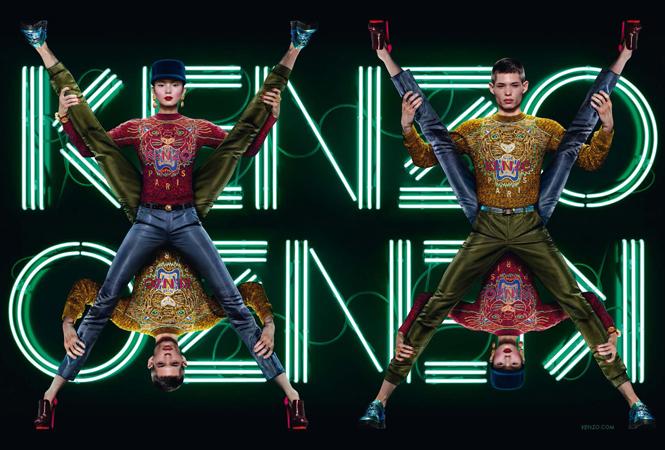 KENZO期間限定ショップ『KENZO BOX SHOP』2012年12月30日まで