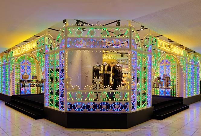 日本初となるDOLCE&GABBANAの期間限定ショップが伊勢丹新宿店にオープン