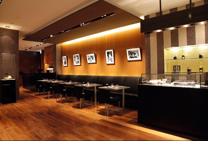 大阪エリア初のブルガリ イル・カフェが阪急うめだ本店にオープン