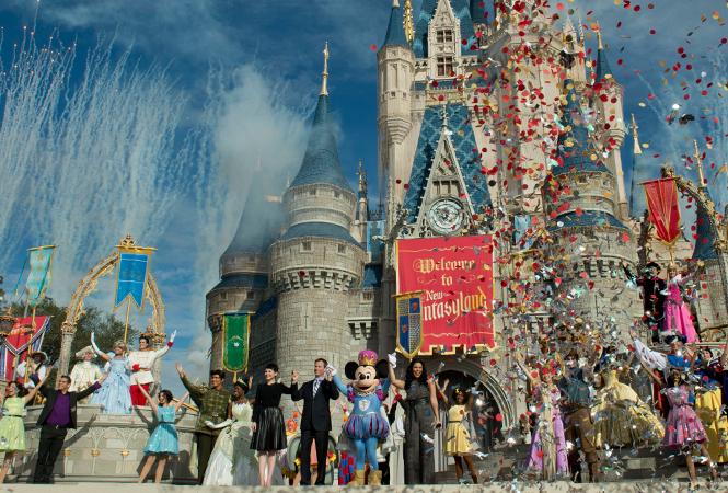 フロリダ州のウォルト・ディズニー・リゾート、拡大した「ファンタジーランド」に注目