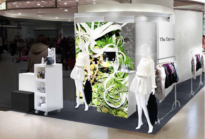 セレクトショップ「The Dayz tokyo」の期間限定ストアが阪急うめだ本店にオープン