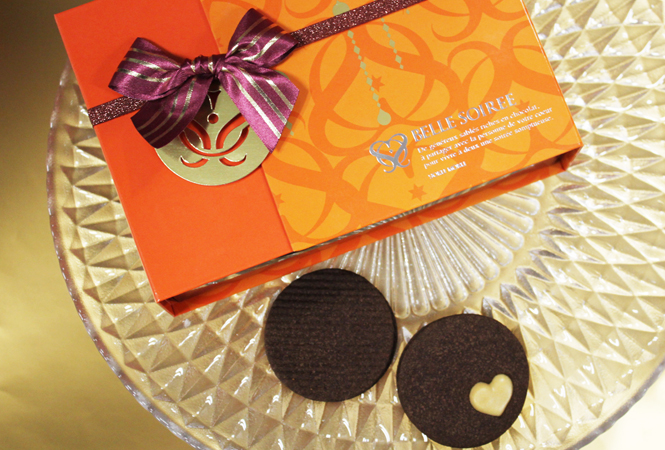 日常にプラスするさりげない愛、ヨックモックの「クッキーを贈るバレンタイン」