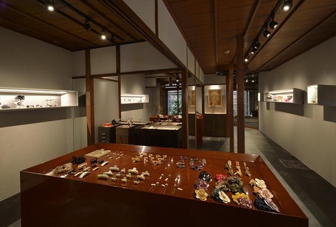 ヘアアクセサリーブランドaccaの京都祇園店が京都・花見小路にオープン