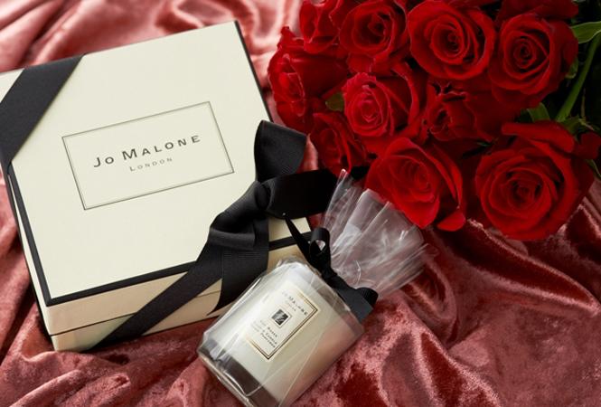 ミシュランディナー、キャンドル、花束で彩る特別なバレンタインデー