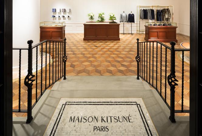 東京ファッショニスタも虜にする、Maison Kitsuné(メゾン キツネ)とは?