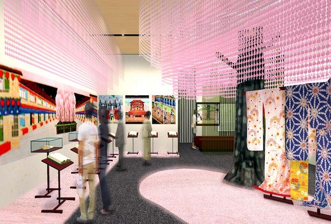 銀座の新たな文化スポット「歌舞伎座ギャラリー」がオープン