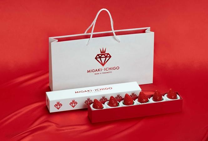 宮城県・山元町から誕生した食べる宝石「ミガキイチゴ」を知っていますか?