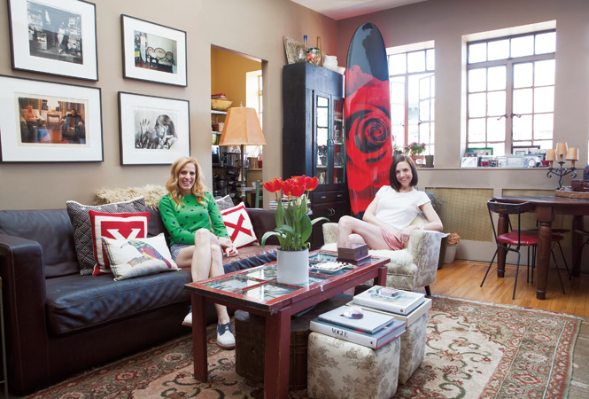 Jill & Karen:都会派サーフガールのライフスタイル