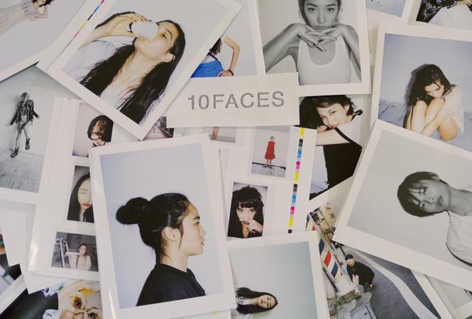 フォトグラファー蓮井元彦&ヘアアーティストYUUKが旬の女性たちをとらえたポートレイト集が発売に