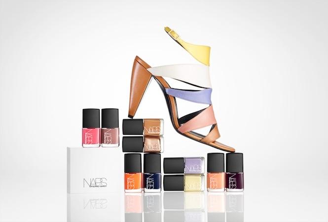 NARSがピエール アルディとコラボした色鮮やかな最新コレクションを発表